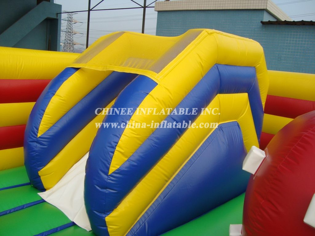 T2-2696 Inflatable Bouncers