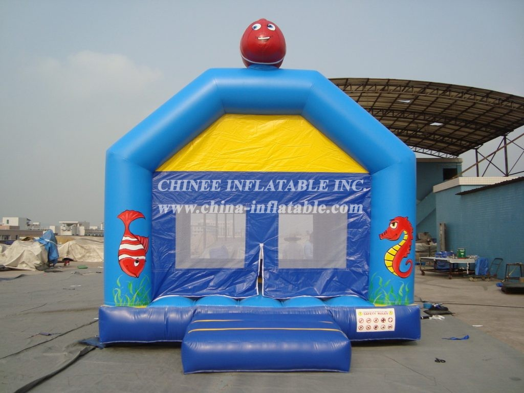 T2-2706 Inflatable Bouncers