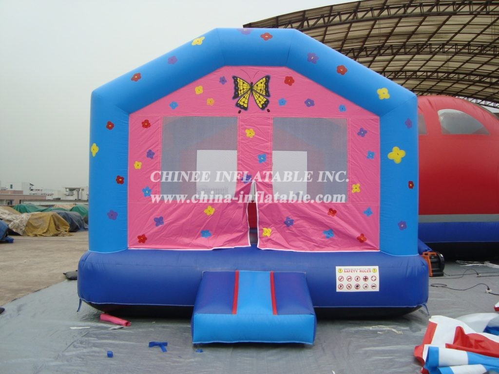T2-2708 Inflatable Bouncers