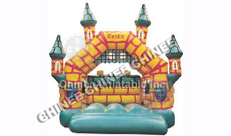 T5-145 inflatable castle