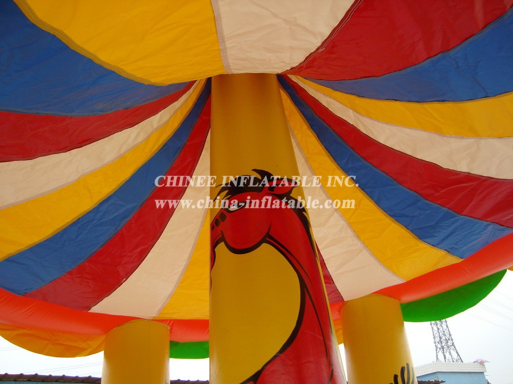 T2-2909 Inflatable Bouncer