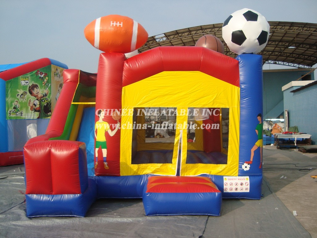 T2-2911 Inflatable Bouncer