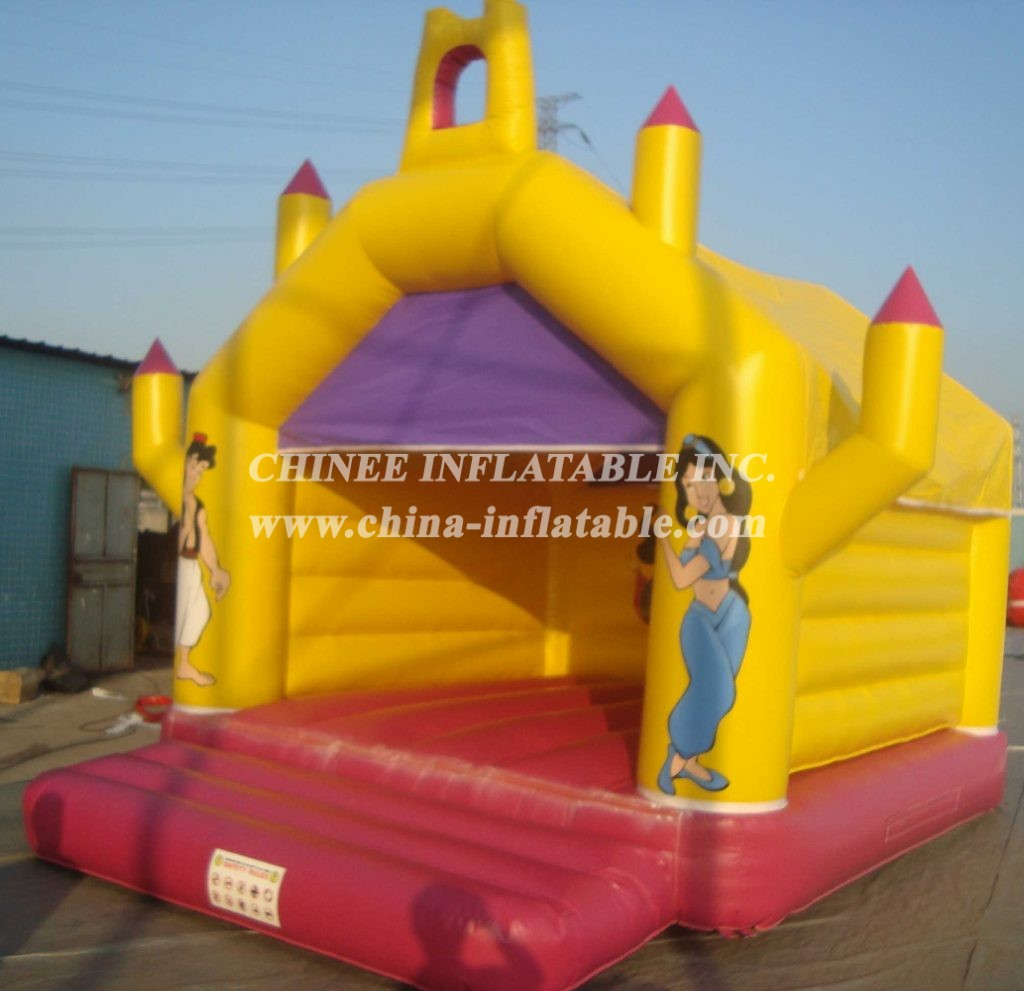 T2-1342 Inflatable Bouncer