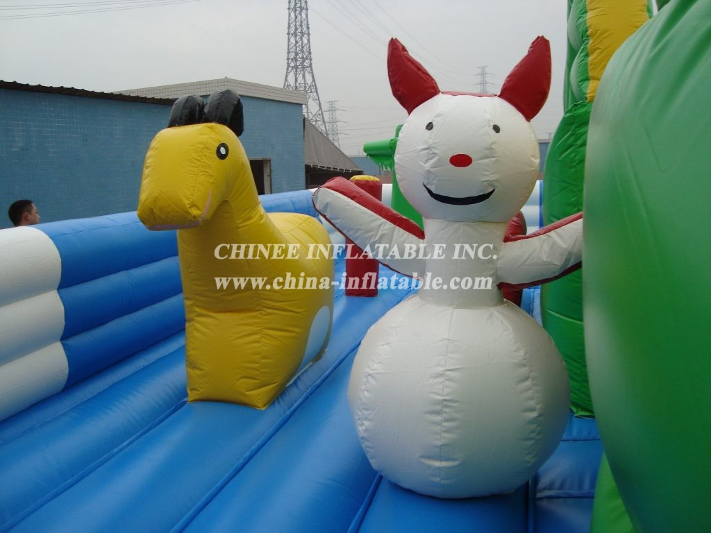 T6-122 giant inflatable