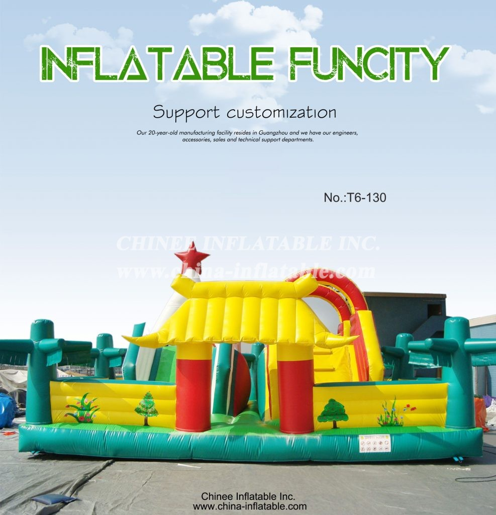 T6-1300 - Chinee Inflatable Inc.