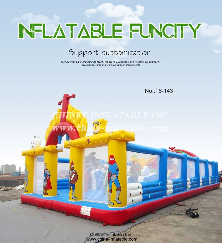 T6-143-(19) - Chinee Inflatable Inc.