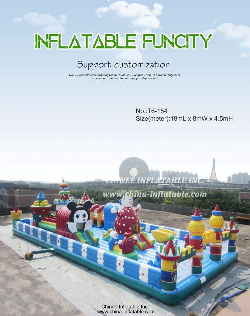 T6-154 - Chinee Inflatable Inc.