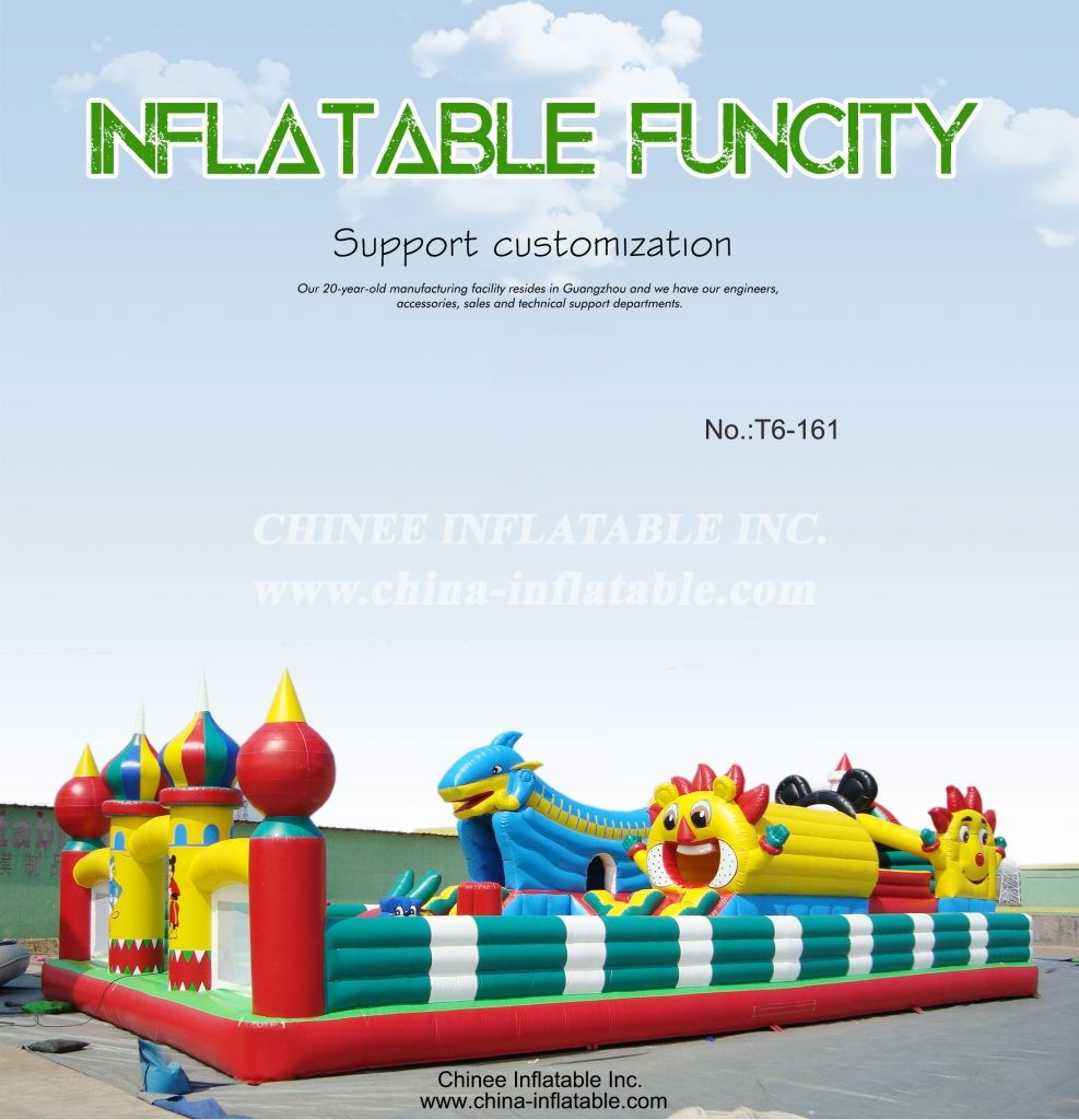 T6-161 - Chinee Inflatable Inc.