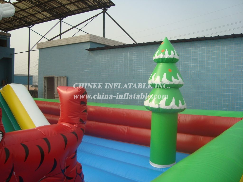 T6-167 giant inflatable