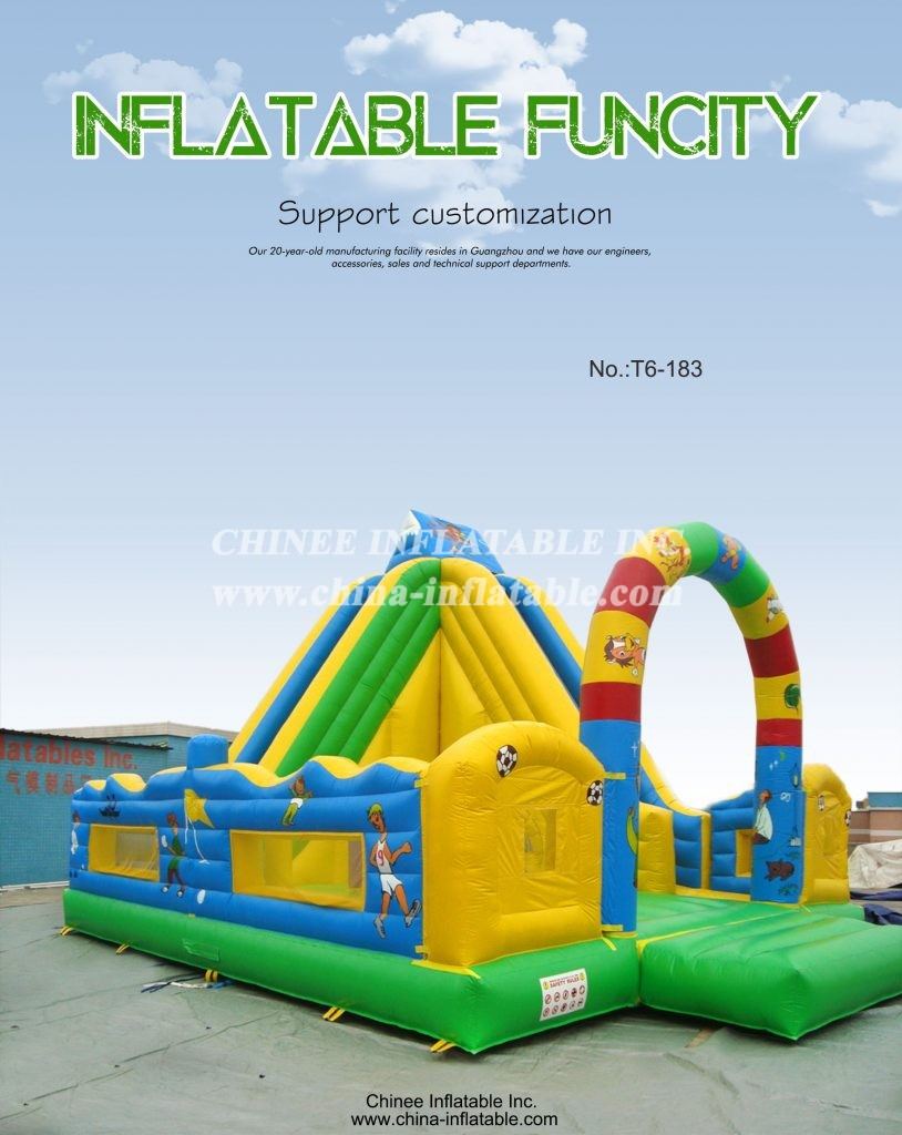 T6-183 - Chinee Inflatable Inc.