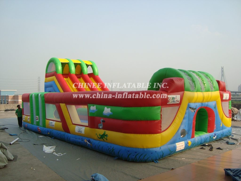 T6-205 giant inflatable