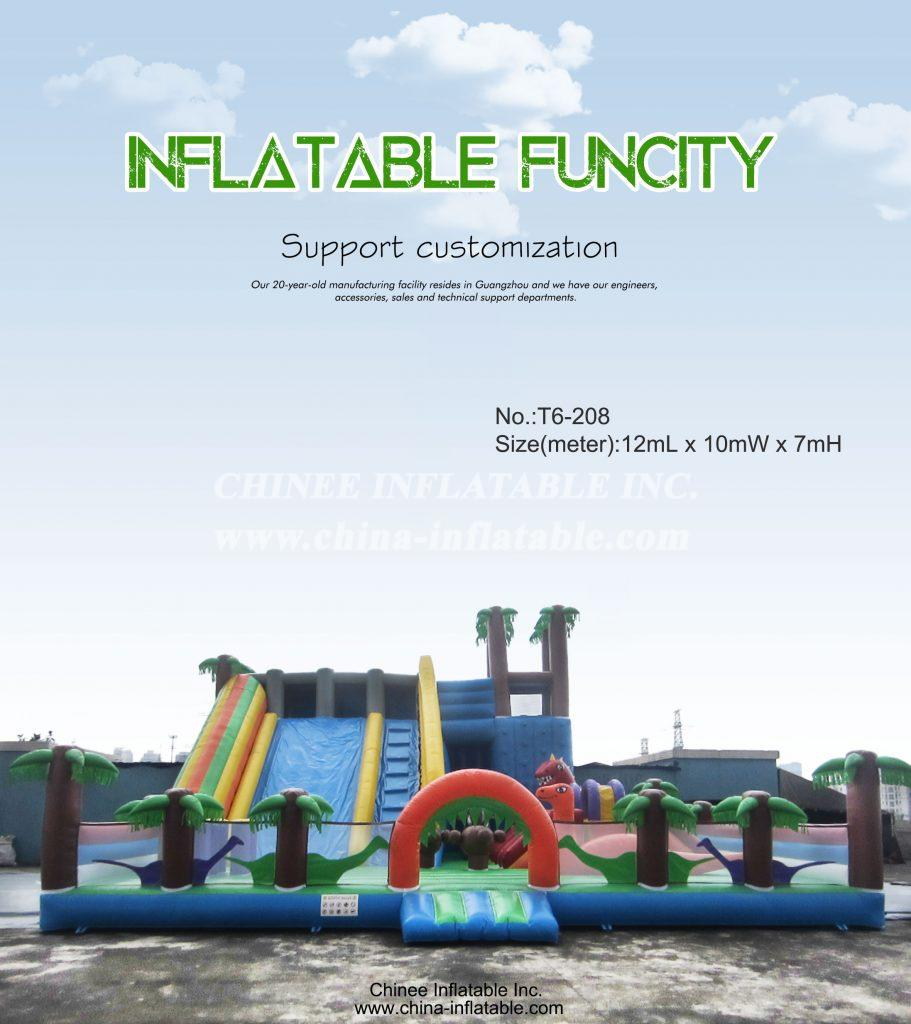 T6-208 - Chinee Inflatable Inc.