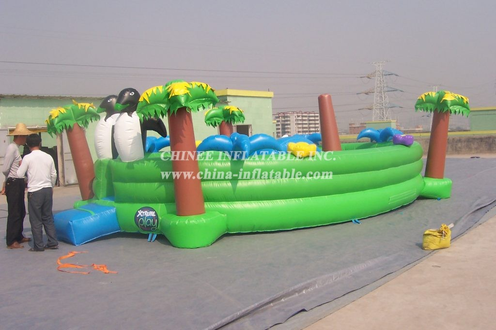T6-209 giant inflatable