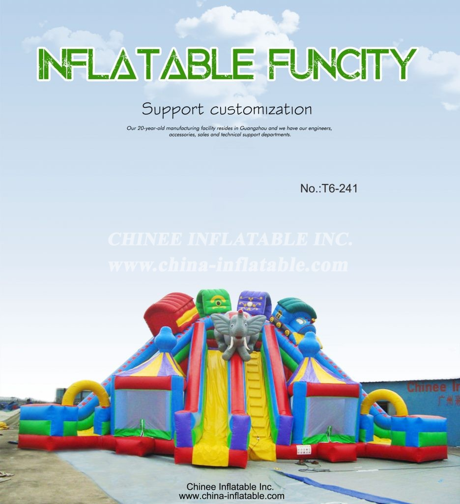 T6-241 - Chinee Inflatable Inc.