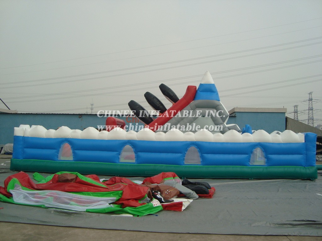 T6-247 giant inflatable