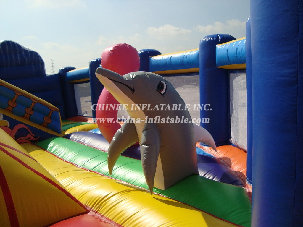 T6-251 giant inflatable