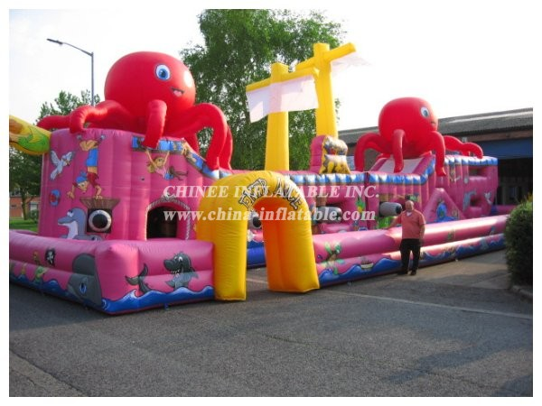 T6-311 giant inflatable