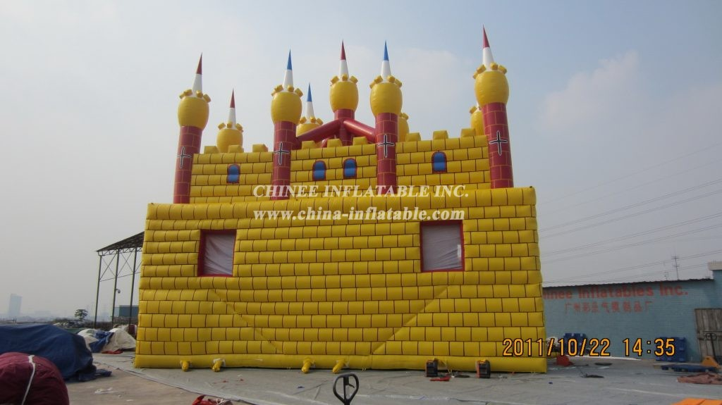 T6-323 Inflatable Castles