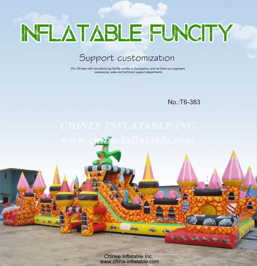 T6-383 - Chinee Inflatable Inc.