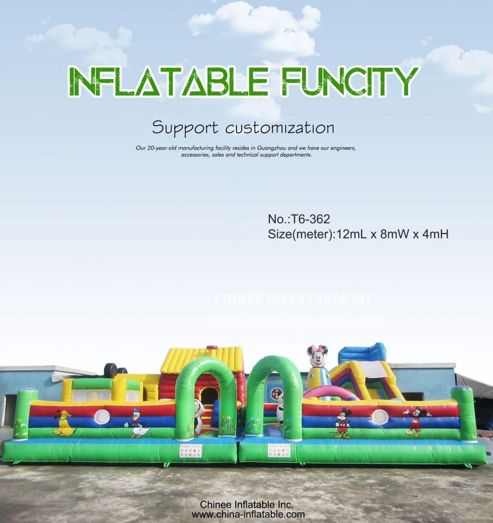 T6-632 - Chinee Inflatable Inc.