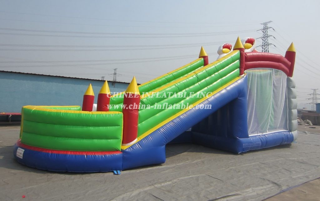T7-419 Inflatable Obstacles Courses