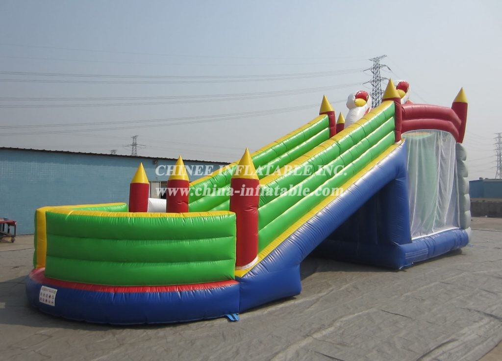 T7-101 inflatable obstacle
