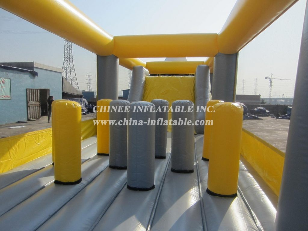 T7-107 Inflatable Obstacles Courses