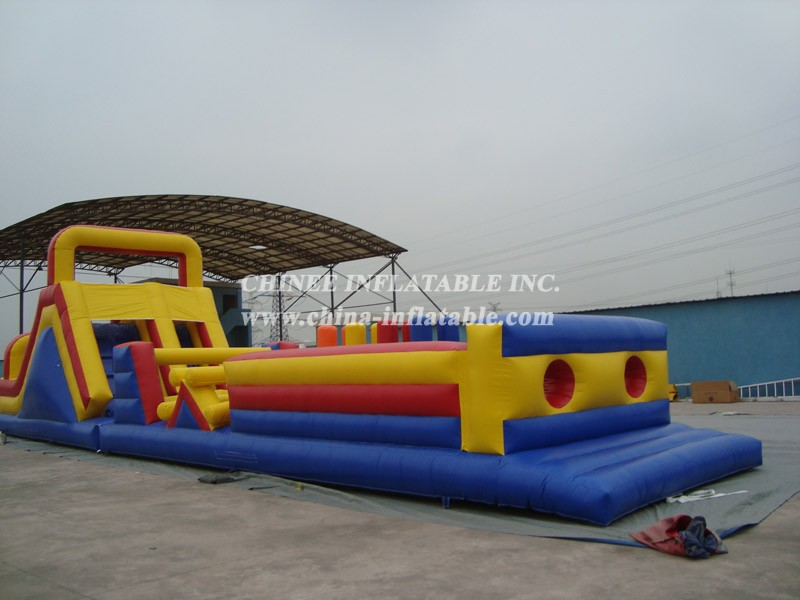 T7-429 Inflatable Obstacles Courses