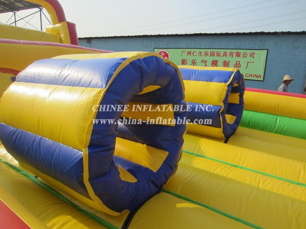 T7-115 inflatable obstacle