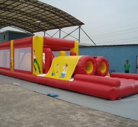 T7-117 Inflatable Obstacles Courses