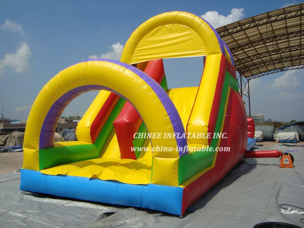 T7-124 Inflatable Obstacles Courses