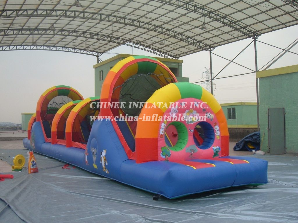 T7-127 Inflatable Obstacles Courses