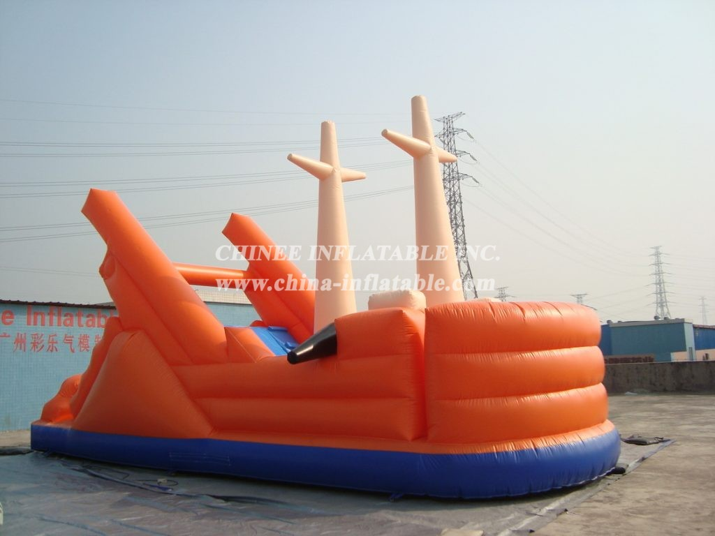 T7-143 Inflatable Obstacles Courses