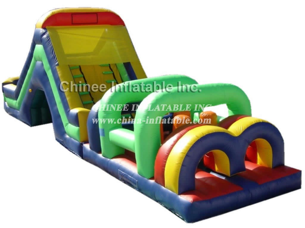 T7-145 Inflatable Obstacles Courses