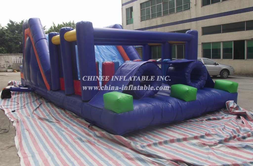 T7-151 Inflatable Obstacles Courses