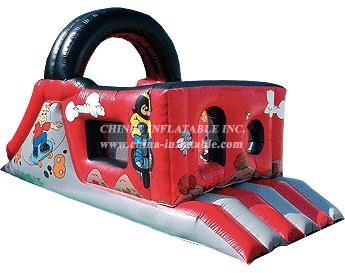 T7-154 Inflatable Obstacles Courses