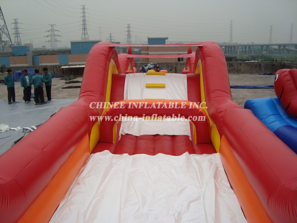T7-161 Inflatable Obstacles Courses