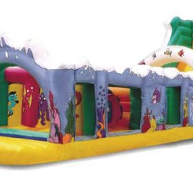T7-167 Inflatable Obstacles Courses