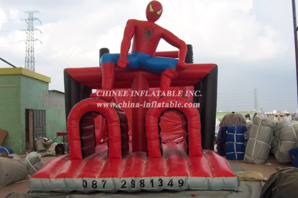 T7-172 Inflatable Obstacles Courses