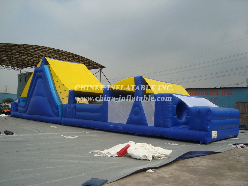 T7-178 Inflatable Obstacles Courses