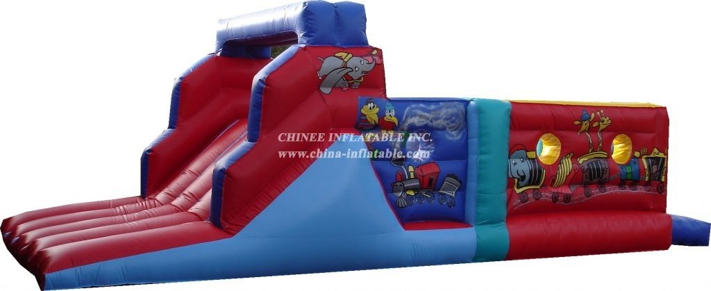 T7-193 Inflatable Obstacles Courses