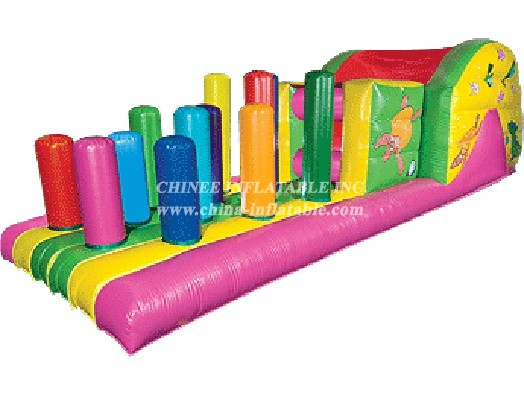 T7-214 Inflatable Obstacles Courses