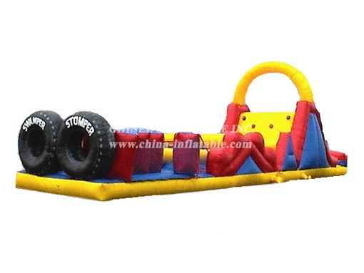 T7-216 Inflatable Obstacles Courses