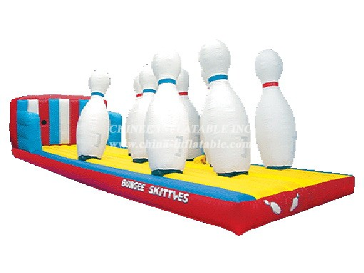 T7-218 Inflatable Obstacles Courses