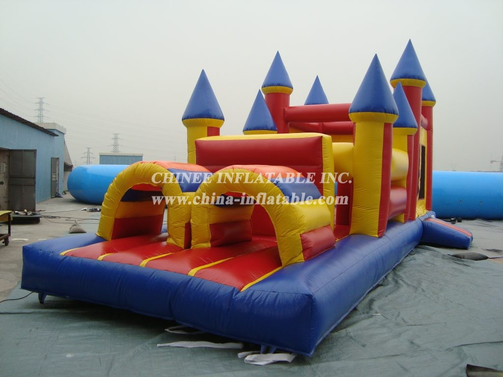 T7-225 Inflatable Obstacles Courses