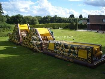 T7-235 Inflatable Obstacles Courses