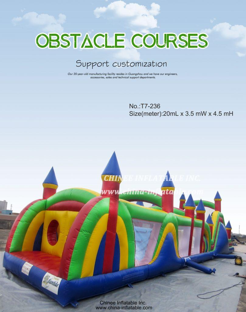 T7-236 - Chinee Inflatable Inc.
