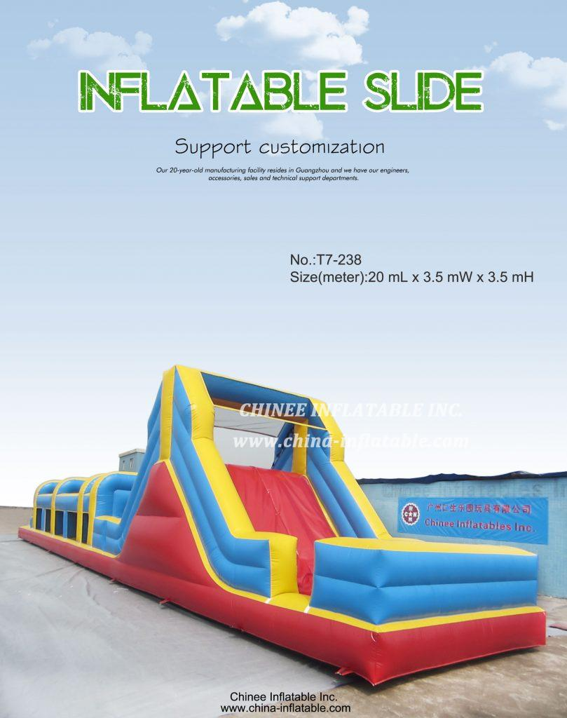 T7-238 - Chinee Inflatable Inc.