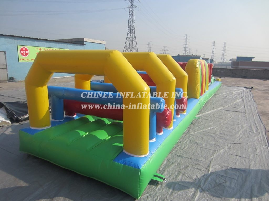 T7-239 Inflatable Obstacles Courses
