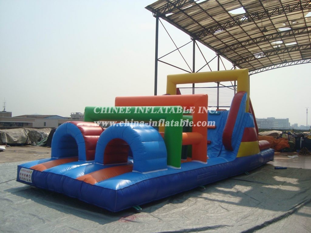 T7-241 Inflatable Obstacles Courses